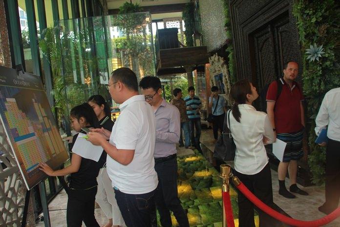 ความเชื่อมั่นของกลุ่มนักลงทุนในชาวไทย-อาเซียน ร่วมไปถึงรัสเซีย ที่หอบเงินสดมาจับจองโครงการของ RIVIERA