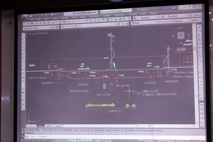 แผนพังการพัฒนาสายไฟลงดิน เริ่มพัทยาเหนือเส้นแรก