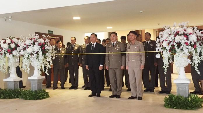 """พล.ต.อ.จักร์ทิพย์ ชัยจินดา ผู้บัญชาการตำรวจแห่งชาติ เป็นประธานเปิด """"โปลิศ รีสอร์ต"""" The Cop Seminar & Resort"""