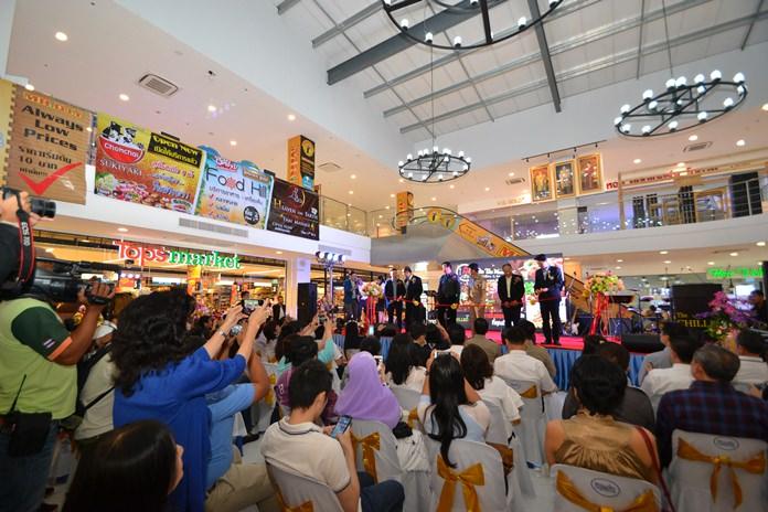 ภายใน The Chilled Plaza Nong Prue (Soi Koaw Noi )