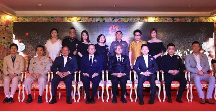 มพย. บ้านสุขาวดี และตัวแทนภาคส่วนด้านการท่องเที่ยว ร่วมพิธีเปิดงานสานสัมพันธ์ไมตรีไทย-จีน ครบรอบ 43 ปี
