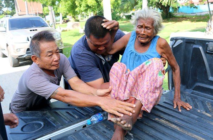 วอนช่วยตามหาญาติ! คุณยายชาวนครปฐมวัย 75 พลัดหลงจากบ้านเกิดแรมปี