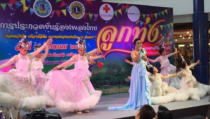การประกวดร้องเพลงไทยลูกทุ่งประเภทต่างๆ