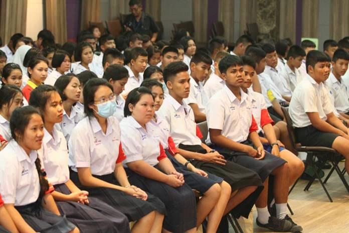 กิจกรรมอบรมสิทธิหน้าที่เด็กและเยาวชนเนื่องในวันเยาวชนแห่งชาติ ซึ่งตรงกับวันที่ 20 กันยายน ของทุกปี