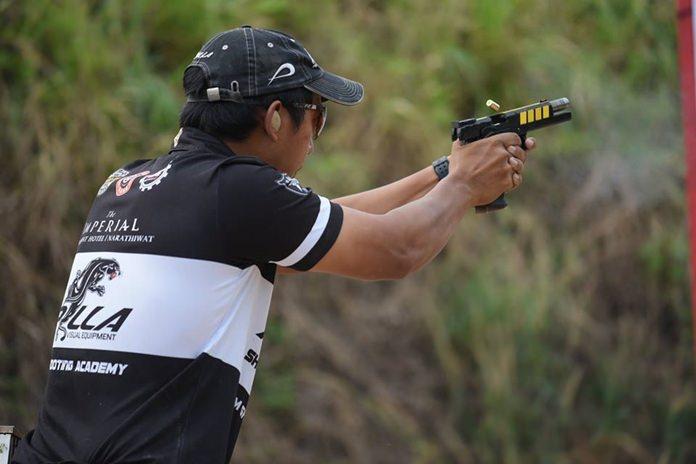 มพย.เตรียมจัดแข่งขันยิงปืนแบบรณยุทธ เพื่อเก็บคะแนนระดับแชมป์โลกหาดูได้ยาก 6-10 ธันวาคม 60 นี้