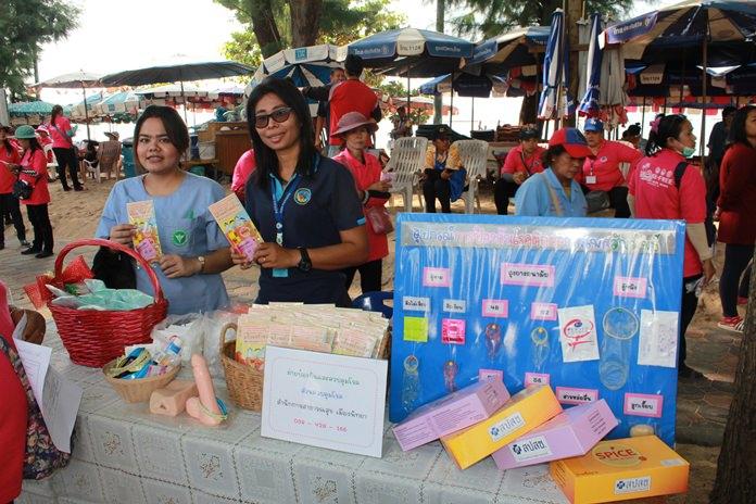 ส่วนควบคุมโรค สำนักการสาธารณสุขเมืองพัทยา ร่วมกับภาคีเครือข่ายภาครัฐและเอกชน จะมีการจัดทำขบวนพาเหรด รณรงค์ป้องกันการโรคติดต่อ HIV บริเวณ ถนนเลียบชายหาดพัทยา วันวาลเลนไทน์ 14 กุมภาพันธ์ 61 นี้