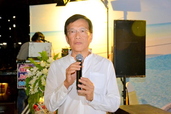Mr.Eric Lai ประธานบริหาร บริษัท Wise Power Lan Co., Ltd.