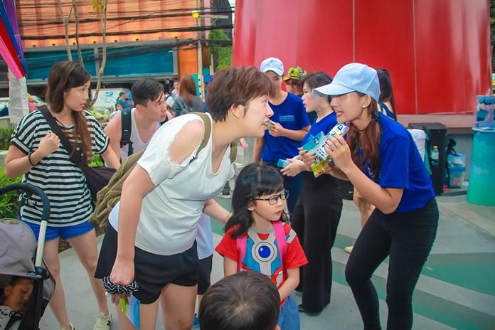 เข้าถึงกลุ่มนักท่องเที่ยวชาวไทยและต่างชาติ ด้วยหลัก 3 ป.ประชาสัมพันธ์ ป้องกันภัย และปกป้อง เพื่อ สร้างความเชื่อมั่น และทัศนคติอันดีต่อการท่องเที่ยวไทย