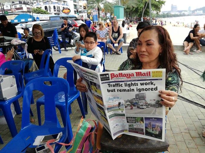 การประกวดได้รับความสนใจจากนักท่องเที่ยวชาวไทยและต่างชาติจำนวนมาก