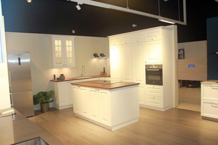 Kvik เป็นแบรนด์เฟอร์นิเจอร์ครัว ที่นำเข้าจากเดนมาร์ก เหมาะกับบ้านในทุกสไตล์