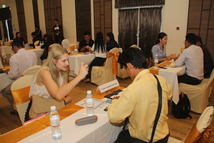 โครงการศึกษาเส้นทางท่องเที่ยวเชื่อมโยงกลุ่มจังหวัด ในเขตพัฒนาการท่องเที่ยวทะเลฝั่งตะวันออก เพิ่มทางเลือกให้แก่ผู้ประกอบการธุรกิจนำเที่ยว สถานที่ท่องเที่ยวชั้นนำต่างๆทั้งของประเทศไทย ในพื้นที่เมืองพัทยา และต่างประเทศในเขตอาเซียน ให้เกิดการแลกเปลี่ยน และเกื้อหนุนธุรกิจซึ่งกันและกัน