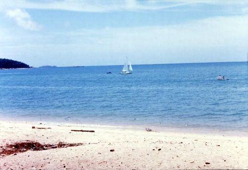 หาดจอมเทียนอีกรูปหนึ่ง สวยงามมาก