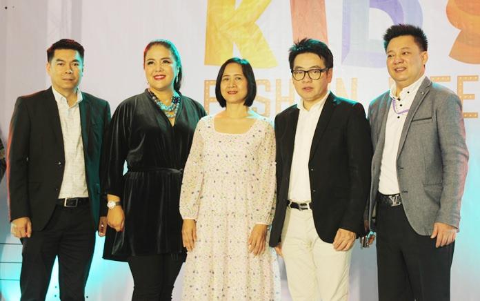 พิธีเปิดงาน Pattaya Kid's fashion week 2018 ที่ ศูนย์การค้าเซ็นทรัลเฟสติวัล พัทยาบีช
