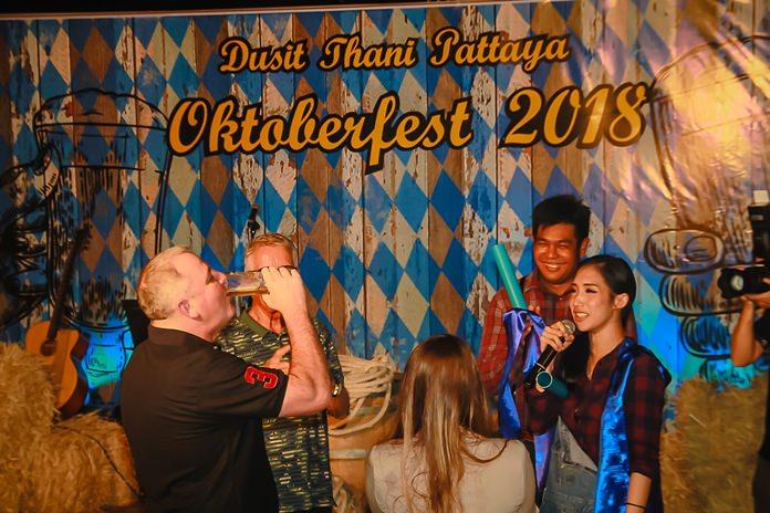 บรรยากาศงาน Oktoberfest 2018