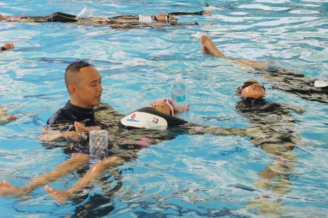โรงพยาบาลกรุงเทพพัทยา จัดโครงการ iRESCUE เล่นน้ำปลอดภัยสำหรับเยาวชน