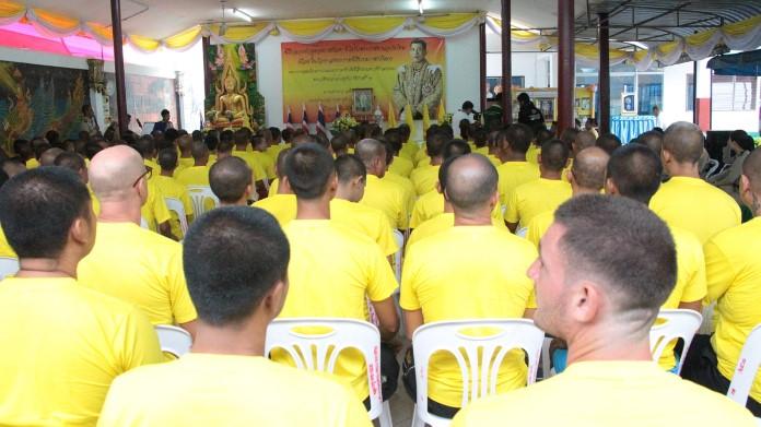 ปล่อย 243 นักโทษ เรือนจำพิเศษพัทยา หลังได้รับพระราชทานอภัยโทษ