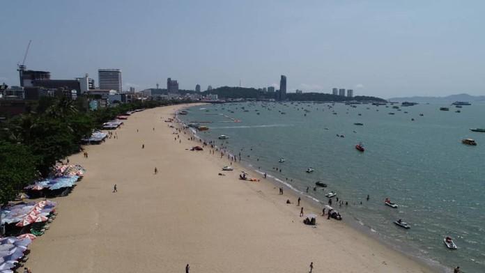 กรมเจ้าท่า จัดโครงการฟื้นชายหาดพัทยา คืนความสุขให้ประชาชน พร้อมส่งมอบหาดทรายโฉมใหม่