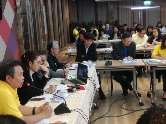 สมาคมแหล่งท่องเที่ยวจังหวัดชลบุรี จัดประชุมติดตามสถานการณ์การท่องเที่ยว ยังพบ นทท.จีน มาเป็นอันดับ 1