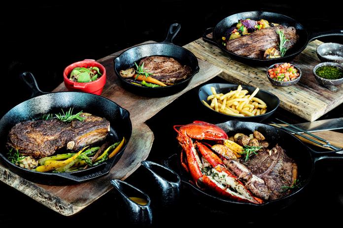 ลิ้มรสความอร่อยกับ 'สเต็กเนื้อวัวระดับพรีเมียม' ณ ห้องอาหารและบาร์ฮอไรซัน
