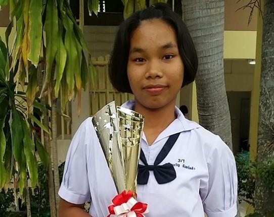 เด็กเก่งบ้านเอื้ออารี คว้ารางวัลชนะเลิศการแข่งขันซูโดกุ ระดับชั้นมัธยมต้น
