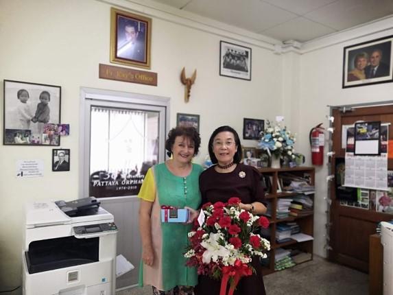 ร่วมแสดงความยินดี เนื่องในวันคล้ายวันเกิด ผอ.มูลนิธิ HHN เพื่อเด็กไทย
