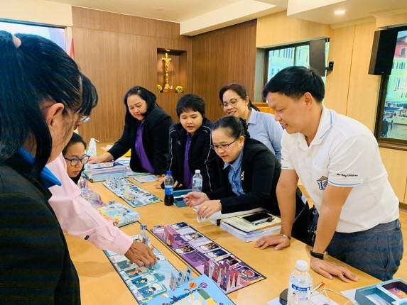 มูลนิธิ HHN เพื่อเด็กไทย อบรม Child Safeguard ให้กับคณะสภาการศึกษาคาทอลิกแห่งประเทศไทย