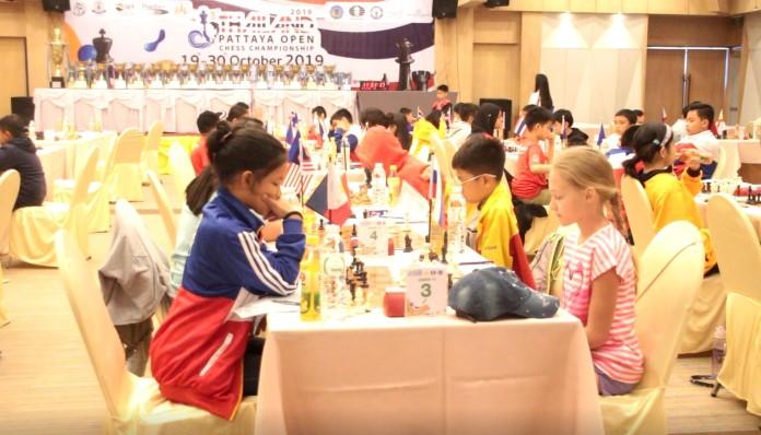 นักกีฬาไทยเทศ ตบเท้าเข้าร่วมการแข่งขัน ไทยแลนด์ พัทยา โอเพ่น แชส แชมเปี้ยนชิพ 2019