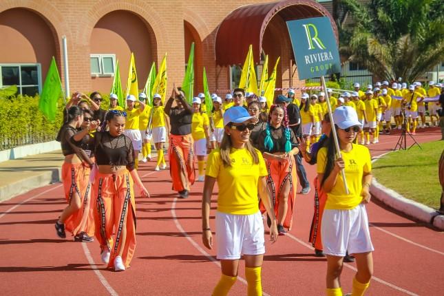 """จัดงานกีฬาการกุศล """"ริเวียร่า กรุ๊ป สปอร์ต เดย์"""" ครั้งที่ 4 ได้สุขภาพ ความสามัคคี และอิ่มบุญ"""