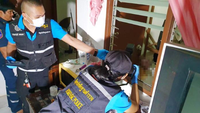 หนุ่มใหญ่พนักงานโรงแรมดัง เครียดปัญหาที่ทำงาน ชิงผูกคอลาโลก