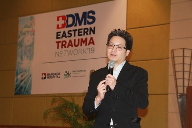 รพ.กรุงเทพพัทยา ร่วม BDMS  ประชุมวิชาการ BDMS Eastern Trauma Network'19