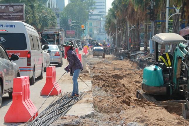 PBTA ให้ความสำคัญและเข้าใจ โครงการก่อสร้างระบบการป้องกันน้ำท่วมชายหาดเมืองพัทยา