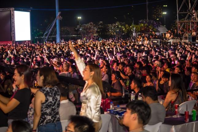 นทท.แห่ร่วมงาน Pattaya Countdown 2020 คึกคัก เมืองพัทยาเผยอีเวนท์ท่องเที่ยว ม.ค.อัดแน่น