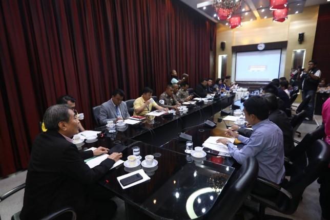 เมืองพัทยา ประชุมเตรียมความพร้อมจัดงานเทศกาลตรุษจีน จัดใหญ่ 3 จุด กิจกรรมเพียบ