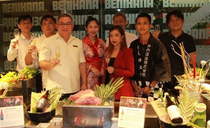 "Benihana AVANI Pattaya จัดงาน ""สาเกไนท์"" เอาใจคอสาเกญี่ปุ่น"