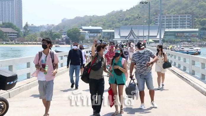 เมืองพัทยา บูรณาการจัดกำลังเจ้าหน้าที่ดูแลประชาชนและนักท่องเที่ยว ช่วงหยุดยาวเทศกาลสงกรานต์