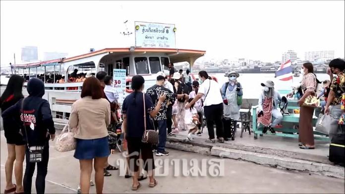 เกาะล้านยังไร้ผู้ติดเชื้อโควิด นักท่องเที่ยวแห่เที่ยวคึกคัก ช่วงหยุดยาวสงกรานต์